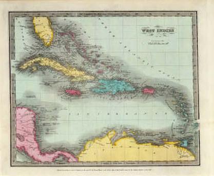 De Karibiska öarna