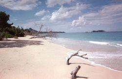 Carriacou strand