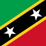 Nevis och Saint Kitts flagga