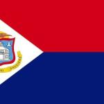 Sint Maartens flagga