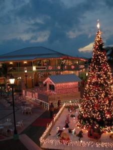 Julfirande Bahamas