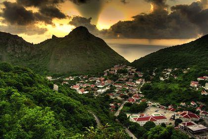Saba The Bottom
